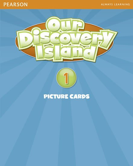 Our Discovery Island 1 Picture Cards