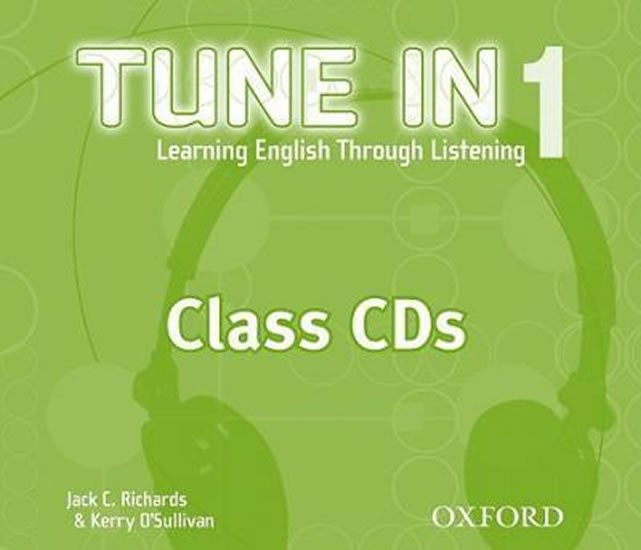 Tune in 1 Class Audio CDs /3/