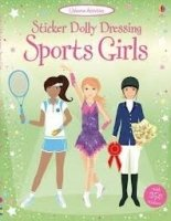 Sticker Dolly Dressing: Sports Girls