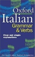 Oxford Italian Grammar and Verbs - McINTOSH, C.