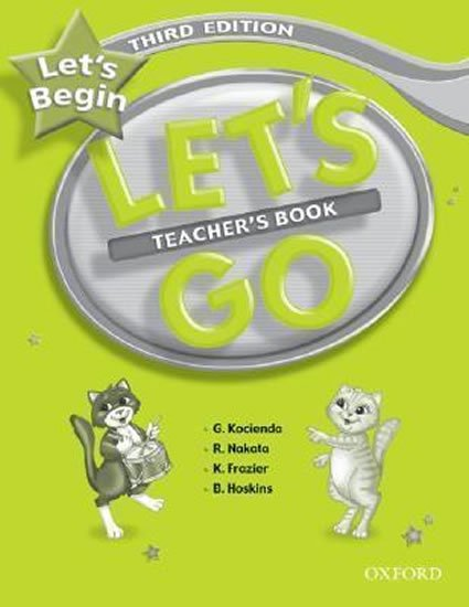 Let´s Go Let´s Begin Teacher´s Book (3rd)