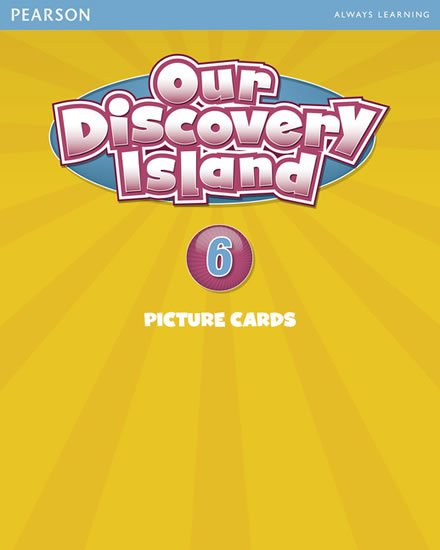 Our Discovery Island 6 Picture Cards