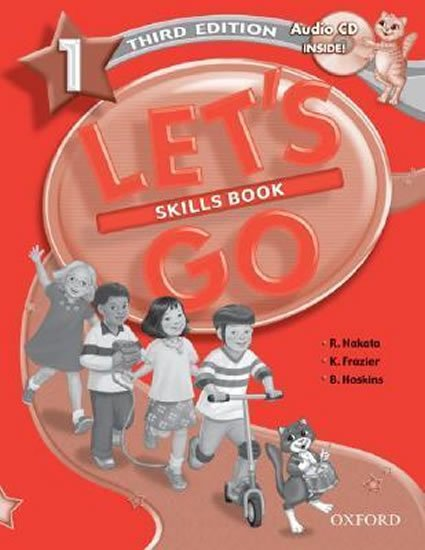 Let´s Go 1 Skills Book + Audio CD Pack (3rd)