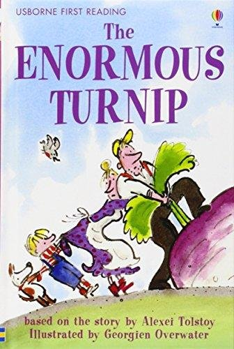 Usborne Young Reading Level 3: the Enormous Turnip - DAYNES, K.