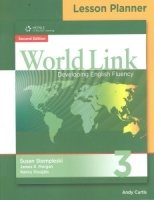 World Link Second Edition 3 Lesson Planner With Teacher's Resources CD-ROM - CURTIS, A.;DOUGLAS, N.;MORGAN, J. R.;STEMPLESKI, S.
