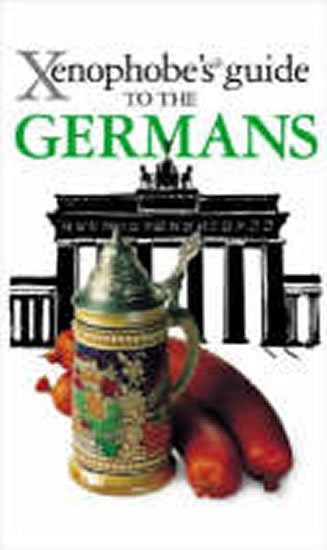 The Xenophobe´s Guide to the Germans - neuveden
