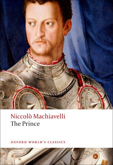 The Prince (Oxford World´s Classics New Edition) - MACHIAVELLI, N.