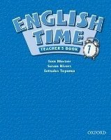 English Time 1 Teacher's Book - RIVERS, S.;TOYAMA, S.