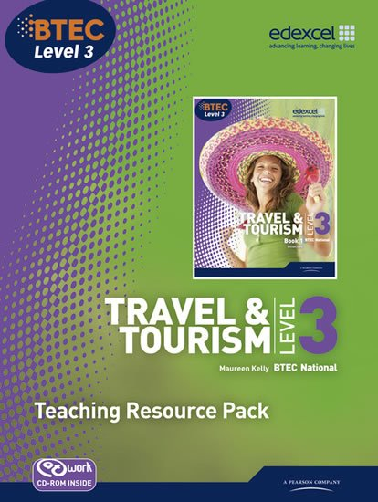 BTEC Level 3 National Travel and Tourism Teaching Resource Pack - Gillian Dale