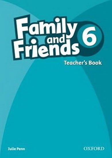 Family and Friends 6 Teacher´s Book