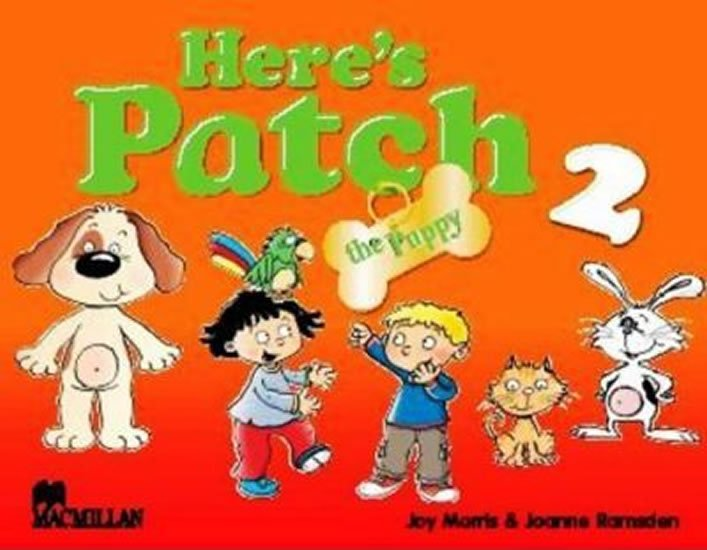 Here´s Patch the Puppy: 2 Pupil´s Book with Songs Audio CD - Joy Morris