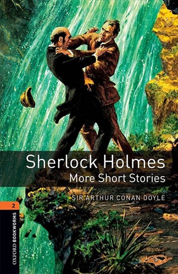 Oxford Bookworms Library 2 Sherlock Holmes More Short Stories with Audio Mp3 Pack (New Edition) - Arthur Conan Doyle