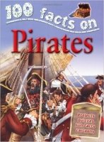 100 Facts Pirates - Langley, A.