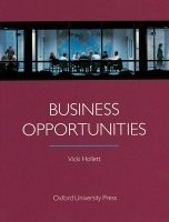 BUSINESS OPPORTUNITIES STUDENT´S BOOK