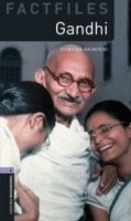 OXFORD BOOKWORMS FACTFILES New Edition 4 GANDHI AUDIO CD PACK