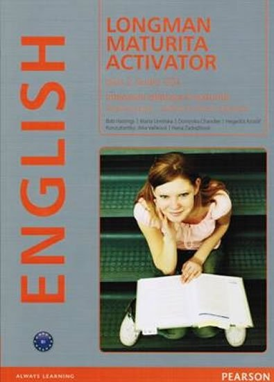 Maturita Activator Students´ Book Pack CZ - Bob Hastings