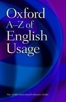 Oxford A-z of English Usage - BUTTERFIELD, J.