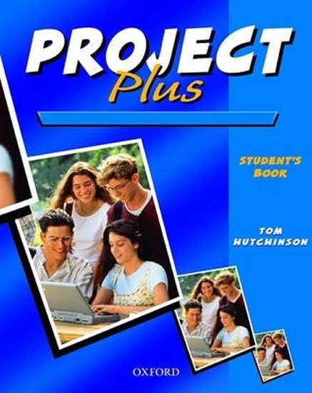 Project Plus Student´s Book (International English Version) - Matt Hutchinson; kolektiv autorů