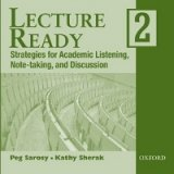 Lecture Ready 2 Class Audio CDs /2/ - SAROSY, P.