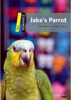 DOMINOES Second Edition Level 1 - JAKE´S PARROT + MultiROM Pack