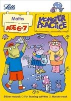 Maths Age 6-7 (Letts Monster Practice)