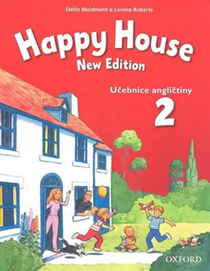 Happy House 2 Učebnice Angličtiny (New Edition) - Stella Maidment