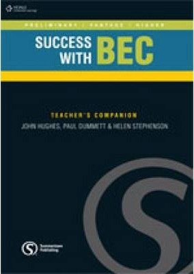 Success with Bec All Levels Teacher´s Companion with Audio CD Pack - DUMMETT, P.;HUGHES, J.