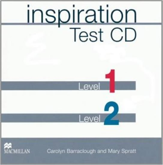 Inspiration 1 & 2: Test CD - Philip Prowse