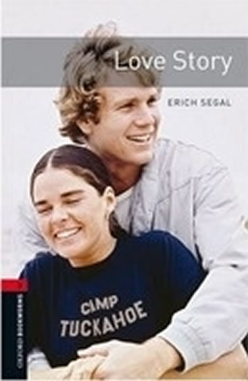 Oxford Bookworms Library 3 Love Story audio CD pack - Erich Segal