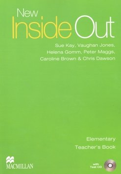 New Inside Out Elementary Teacher's Book