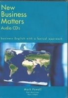 New Business Matters Audio CD - POWELL, M.