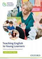 Oxford Teachers' Academy Teaching English to Young Learners - Participant Code Card