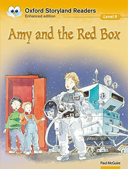 Oxford Storyland Readers 9 Amy and the Red Box