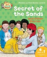 Stage 6 Read With Bif, Chip and Kipper Phonics a First Stories: Secret of Sands(oxford Reading Tree) - HUNT, R.;BRYCHTA, A.