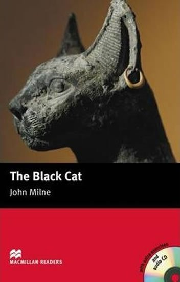 Macmillan Readers Elementary: Black Cat T. Pk with CD - John Milne