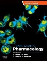 Rang and Dale's Pharmacology, 8th Ed.