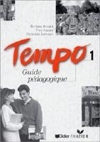 TEMPO 1 GUIDE PEDAGOGIQUE