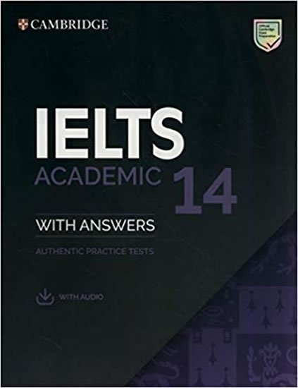 Cambridge IELTS 14 Student´s Book with answers with Audio - neuveden