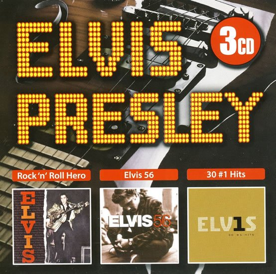 Elvis Presley - The Best Of - 3CD - Elvis Presley