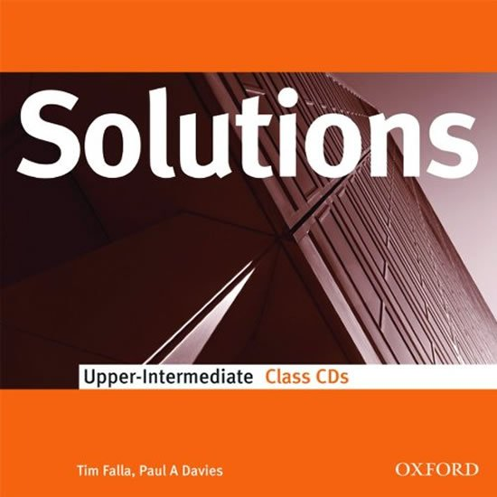 Maturita Solutions Upper Intermediate Class Audio CDs /2/ - Paul A. Davies;Tim Falla