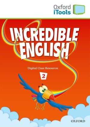 Incredible English 2 iTools CD-ROM - MORGAN, M.;PHILLIPS, S.;SLATTERY,M.