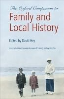 THE OXFORD COMPANION TO FAMILY AND LOCAL HISTORY Second Edition