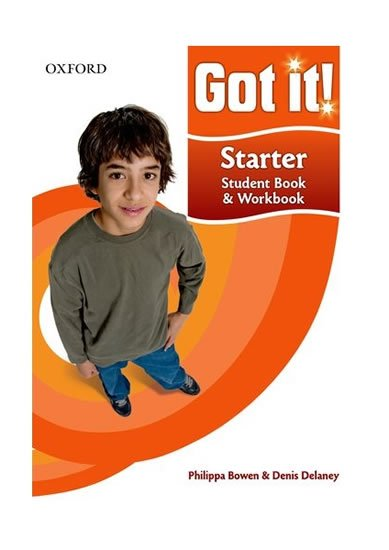 Got It! Starter Student´s Book + CD-ROM Pack