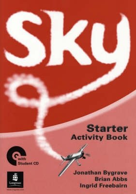 Sky Starter Activity Book and CD Pack