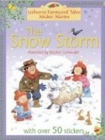 Snow Storm: Farmyard Tales Sticker Storybooks - Amery, H.;Cartwright, S.