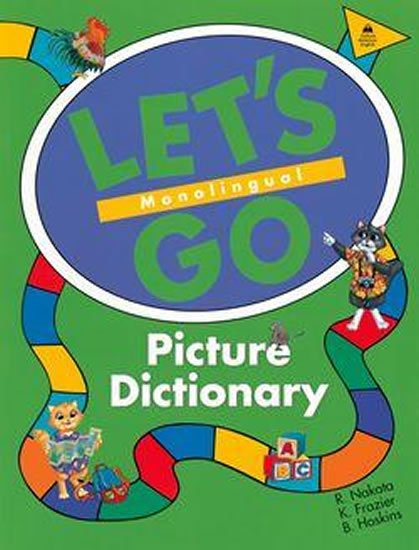 Let´s Go Picture Dictionary Monolingual (2nd) - Ritsuko Nakata