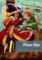 Dominoes Second Edition Level 1 - Peter Pan + MultiRom Pack - Porter, E. H.