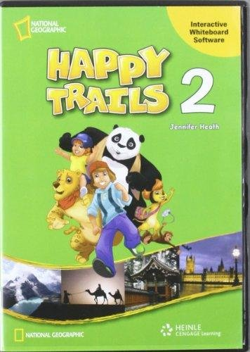 Happy Trails 2 Interactive Whiteboard CD-rom - HEATH, J.