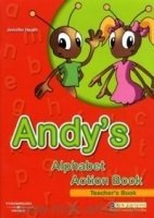 ANDY´S ALPHABET AND ACTION TEACHER´S BOOK