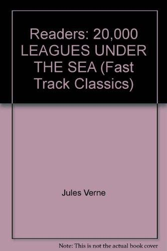 20,000 Leagues Under the Sea + CD Pack (fast Track Classics - Level Upper Intermediate) - VERNE, J.